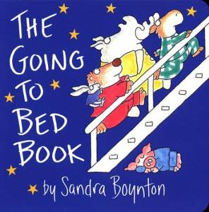 Going-to-Bed-Book