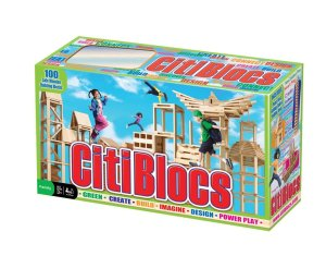 CITIBLOCS Original Wooden Building Block