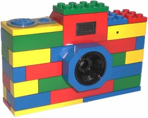 Lego 3MP Digital Camera