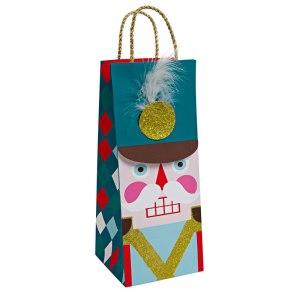 Nutcracker's Head Bottle Bag