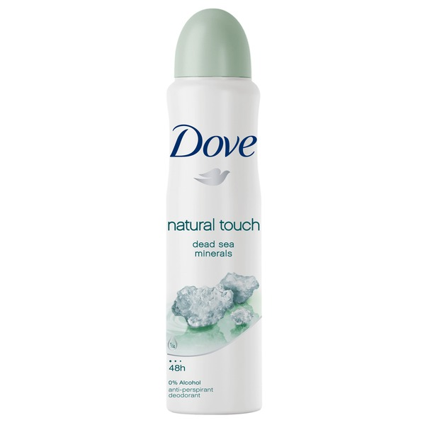 dove natural touch