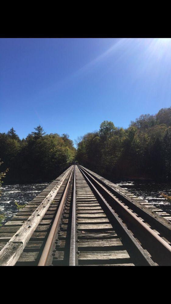 revolution rail view