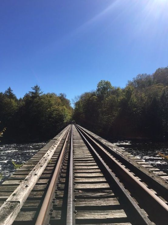 North Creek Revolution Rail